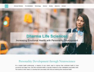 dharmalife.info screenshot