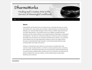 dharmaworks.net screenshot