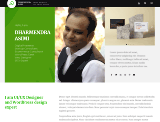 dharmendraasimi.com screenshot