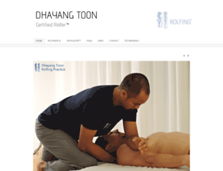 dhayangtoon.com screenshot