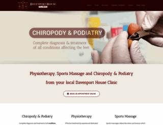 dhclinic.co.uk screenshot