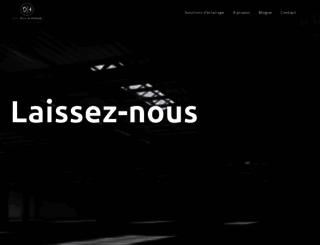 dheclairage.com screenshot
