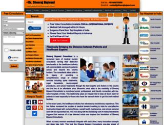 dheerajbojwani.com screenshot