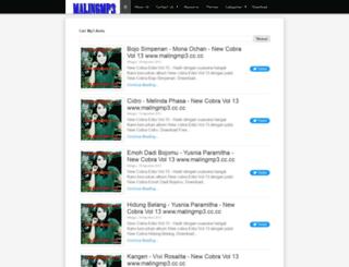 dhesty-musik.blogspot.com screenshot