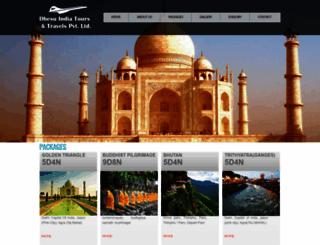 dhesuindia.com screenshot