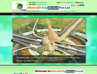dholerasir.webs.com screenshot
