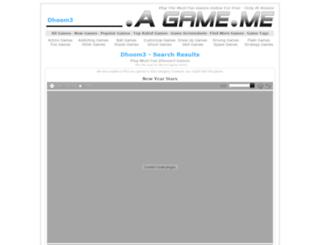 dhoom3.agame.me screenshot
