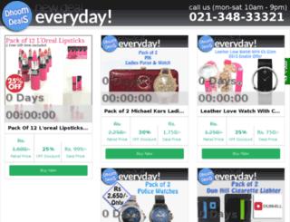dhoomdeals.com screenshot
