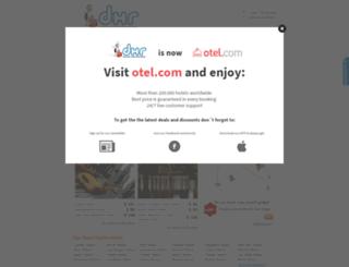 dhr.com screenshot