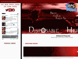 dhspn.jcink.net screenshot