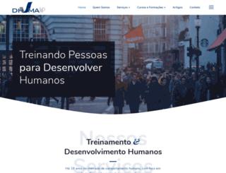 dhuma.com.br screenshot