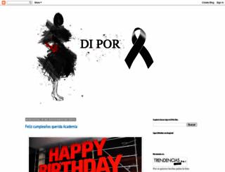 di-pordior.blogspot.com screenshot