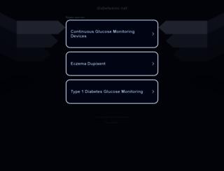 diabetesinc.net screenshot