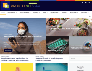 diabetesnet.com screenshot