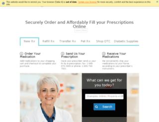 diabetic-supplies.hocks.com screenshot
