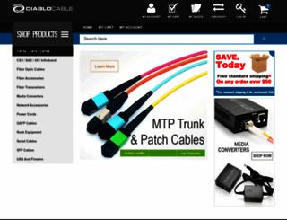 diablocable.com screenshot