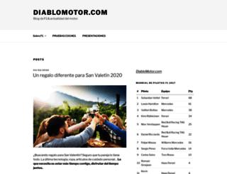 diablomotor.com screenshot