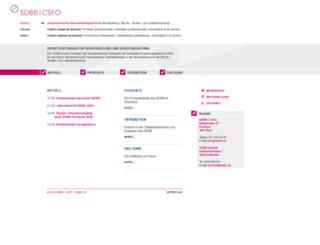 diagnostik.sdbb.ch screenshot