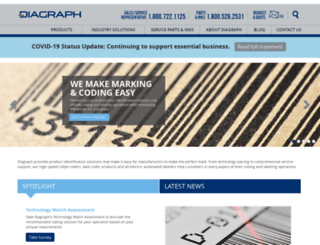 diagraph.com screenshot