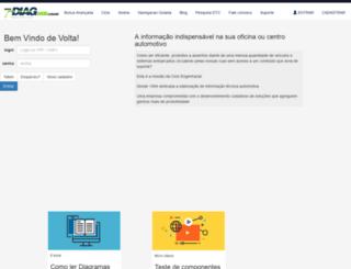 diagweb.com.br screenshot