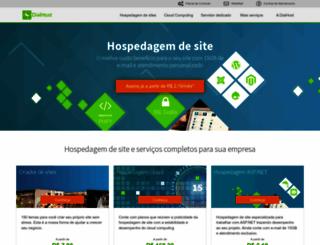 dialhost.com.br screenshot