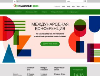 dialog-21.ru screenshot