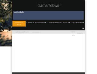 diamanteblue.com screenshot