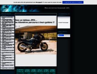 diamantidis-en-gpz-kawasaki.fr.gd screenshot