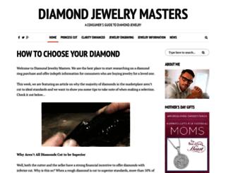 diamond-jewelry-masters.com screenshot