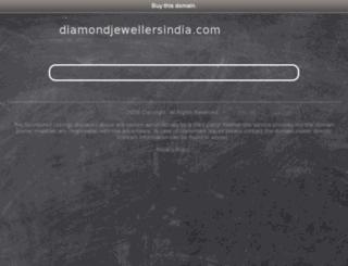 diamondjewellersindia.com screenshot