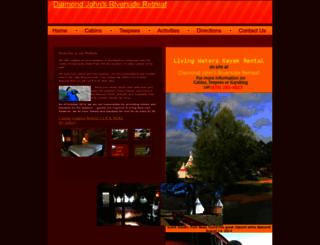 diamondjohns.com screenshot
