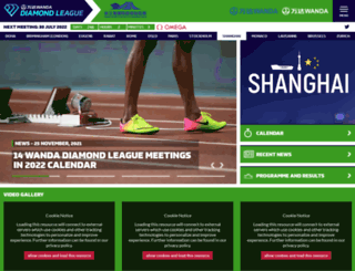 diamondleague-shanghai.com screenshot