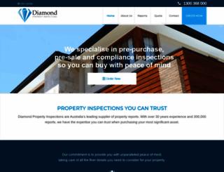 diamondnet.com.au screenshot