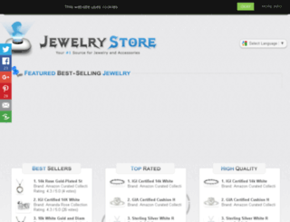 diamondstorebest.com screenshot