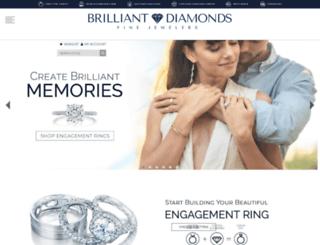 diamondstoresandiego.com screenshot
