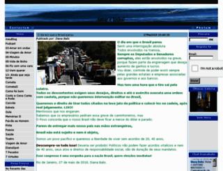 dianabalis.blogtok.com screenshot