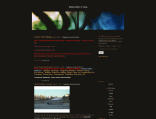 dianacakes.wordpress.com screenshot