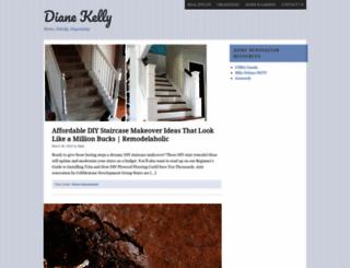 dianekelly.ca screenshot