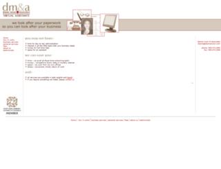 diannemoon.com screenshot