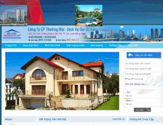 diaocdongthap.com.vn screenshot