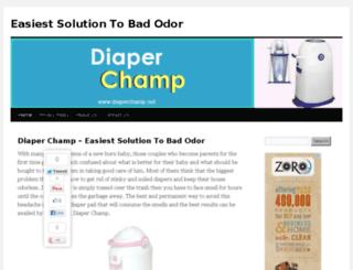 diaperchamp.net screenshot