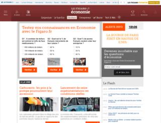 diapos.bourse.lefigaro.fr screenshot