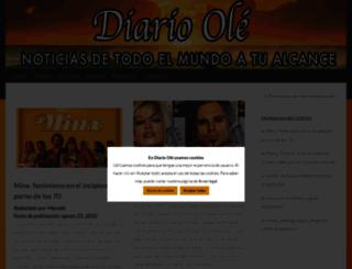 diario-ole.com.ar screenshot