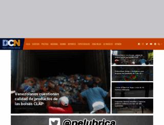 diariocontraste.com screenshot