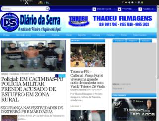 diariodaserra.net screenshot