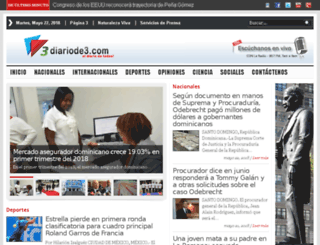 diariode3.com screenshot