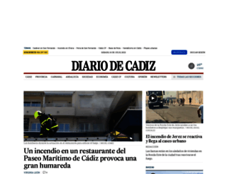 diariodecadiz.es screenshot