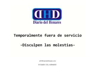 diariodelhenares.com screenshot
