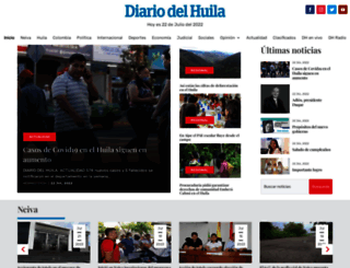 diariodelhuila.com screenshot