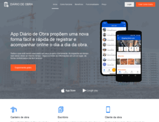 diariodeobras.net screenshot